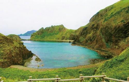 """日本最北端の離島 """"礼文島""""で EZOCAが使えるように なりました!"""
