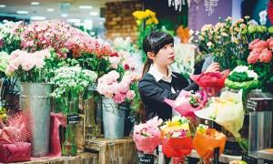 HUG FLOWERS(ハグフラワーズ)プラチナ店