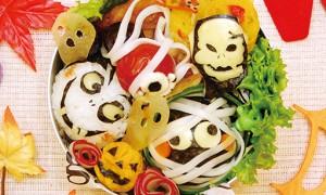 キャラ弁 de Halloween