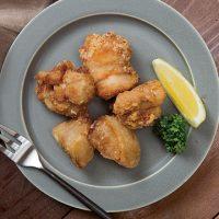 カリッとジューシーな鶏&大根のから揚げ
