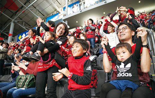 北海道コンサドーレ札幌×名古屋グランパス戦